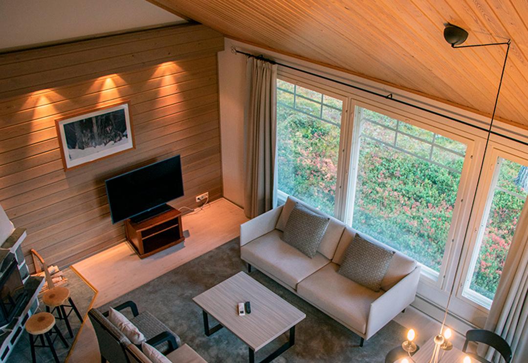 K5 Villas on tasokas majoitusvaihtoehto, kun kaipaat enemmän tilaa ja omaa rauhaa.