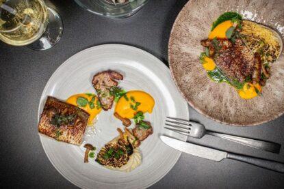 Ravintola Freja on auennut Espoon Matinkylään Hotel Mattsin katutasoon.