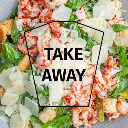 Nokkalan Majakan caesar-salaatit ja muut menun herkut voi tilata nyt helposti verkkokaupasta.