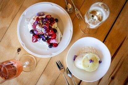 Vapun ja äitienpäiväbrunssi tarjoillaan Espoon ravintola Frejassa!